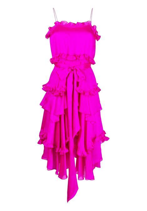 Ruffle-detail dress ALEXANDRE VAUTHIER | Dresses | 211DR1421MGNT