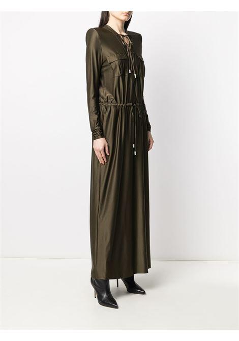 Safari dress ALEXANDRE VAUTHIER | 211DR1437BRNZ
