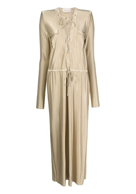 Long dress ALEXANDRE VAUTHIER | Dresses | 211DR1437SND