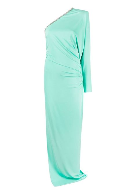 Alexandre vauthier one-shoulder maxi dress women jade ALEXANDRE VAUTHIER | Dresses | 212DR1465BJD