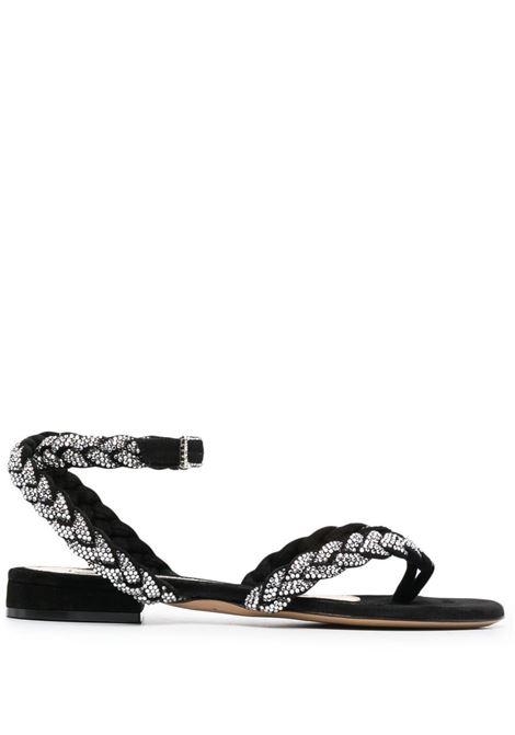 Ines sandals ALEXANDRE VAUTHIER | Sandals | INESFLATCRYBLK