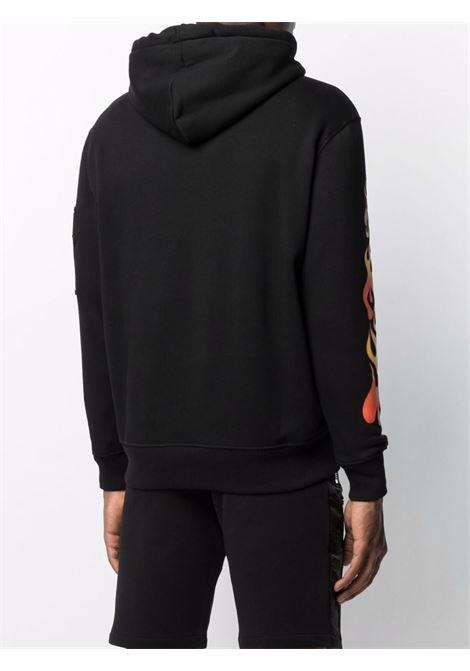 Logo sweatshirt men ALPHA INDUSTRIES X HOT WEELS | 116345A03