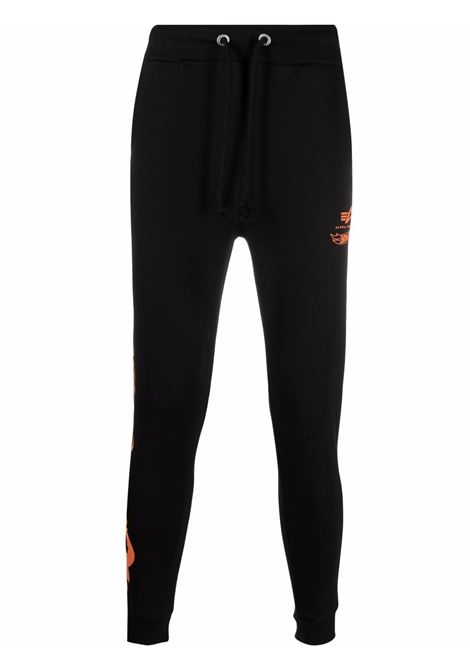 Track trousers men ALPHA INDUSTRIES X HOT WEELS | Trousers | 116374A03