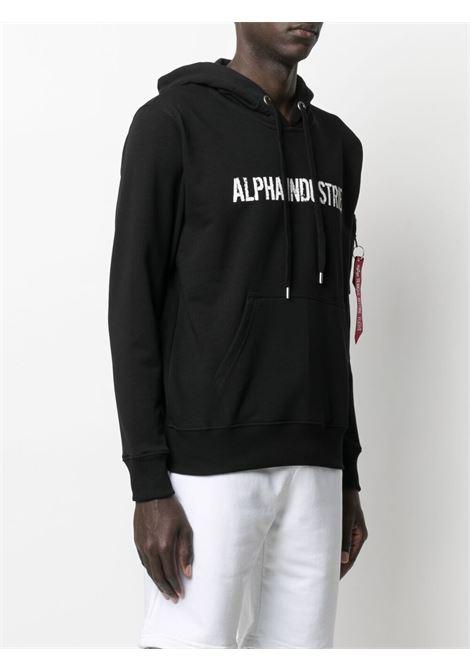Remove Before Flight sweatshirt  ALPHA INDUSTRIES | 116337A03
