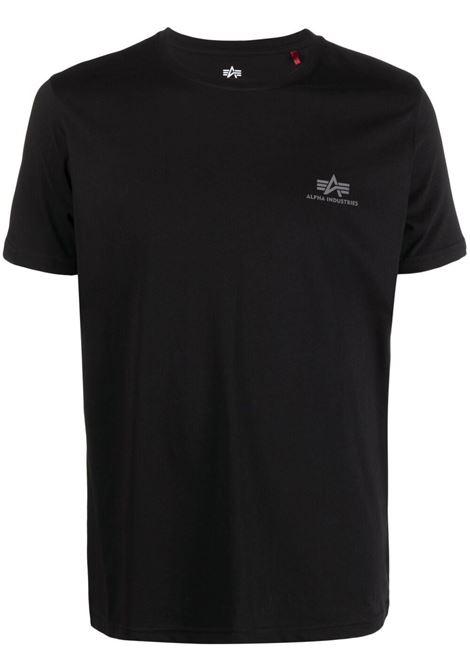 Logo T-shirt  ALPHA INDUSTRIES | T-shirt | 128507285