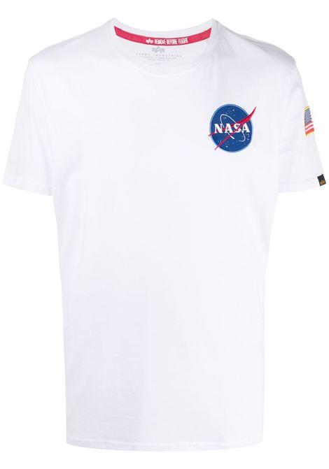 NASA T-shirt ALPHA INDUSTRIES | T-shirt | 17650709