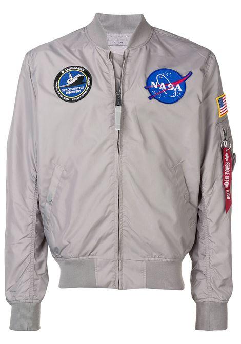 Patchwork bomber jacket ALPHA INDUSTRIES | Outerwear | 18610131