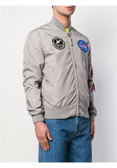 Patchwork bomber jacket ALPHA INDUSTRIES | 18610131