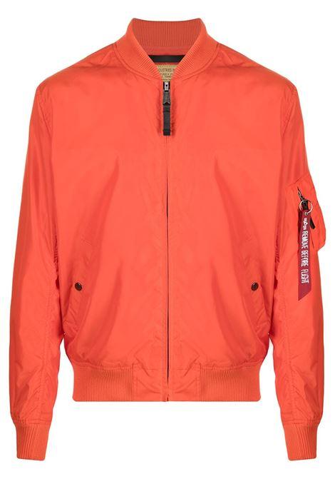 MA-1 TT bomber jacket  ALPHA INDUSTRIES | Outerwear | 191103577