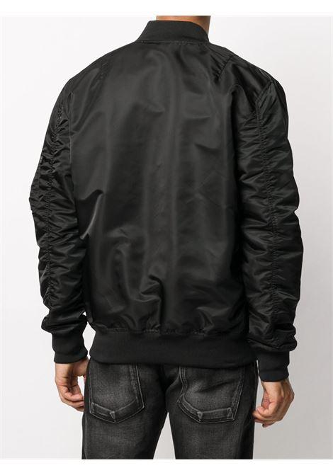 Logo patch bomber jacket ALPHA INDUSTRIES | 19612503