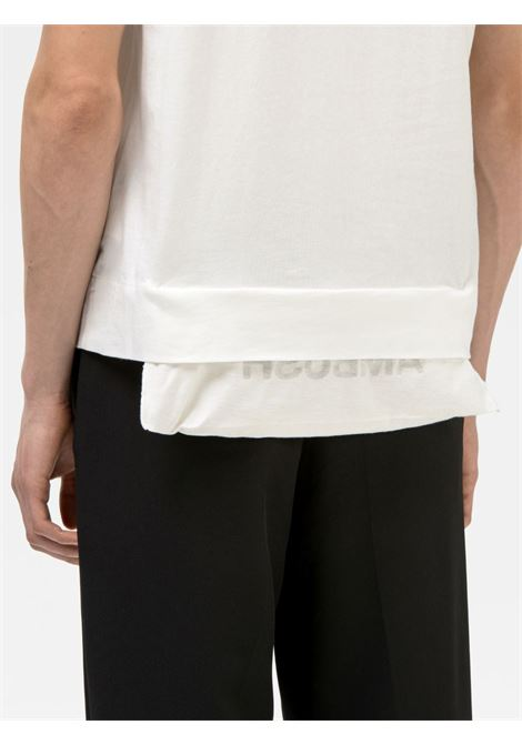 T-shirt con taschino Uomo AMBUSH | BMAA004S21JER0010305