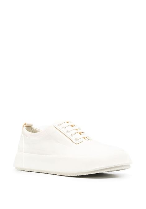 Ambush vulcanised hybrid sneakers men off white black AMBUSH | BMIA006S21MAT0010310