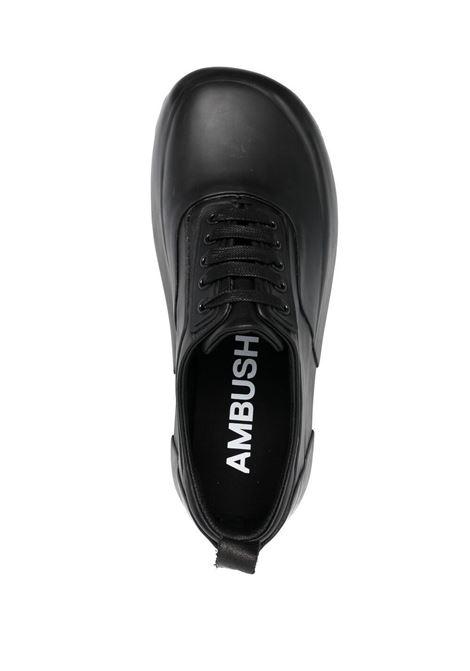 Ambush vulcanised hybrid sneakersmen black off white AMBUSH | BMIA006S21MAT0011003