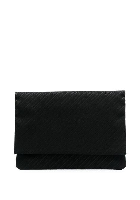 Ambush logo laptop bag men black  AMBUSH | Hand bags | BMNM003S21FAB0011010