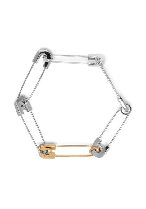 Ambush bracelet men silver AMBUSH | Bracelets | BMOA017S21MET0017200