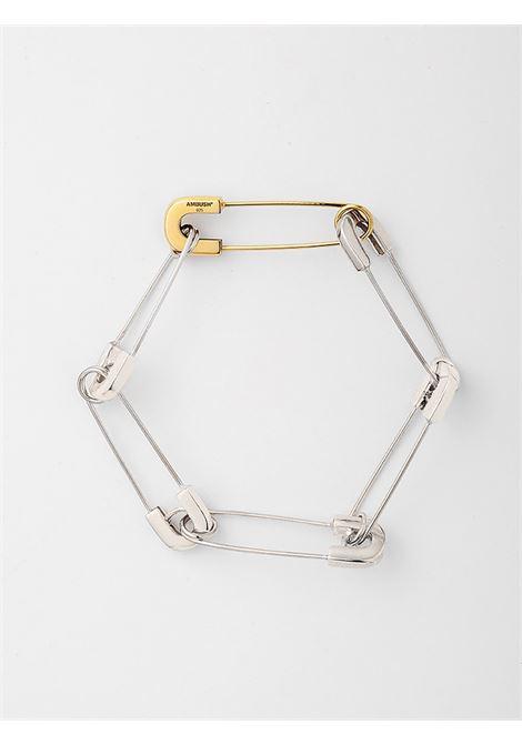 Ambush bracelet men silver AMBUSH | BMOA017S21MET0017200