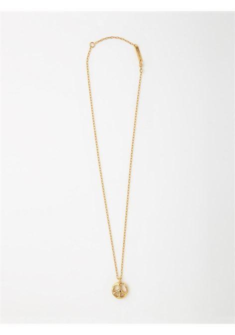 Peace charm necklace AMBUSH | BMOB051S21MET0027600