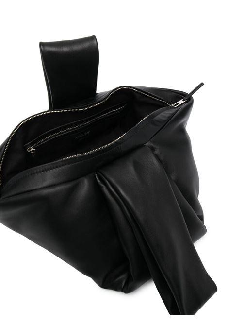 Textured hand bag AMBUSH | BWNP001S21LEA0011072