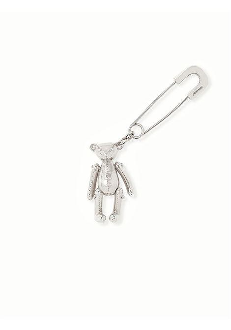 Single teddy-charm earring AMBUSH | BWOD011S21MET0017200
