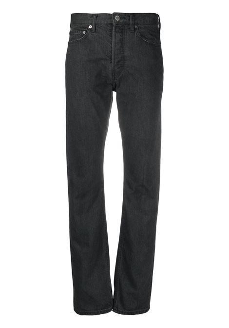 Ambush straight-leg jeans black AMBUSH | BWYA001S21DEN0011000