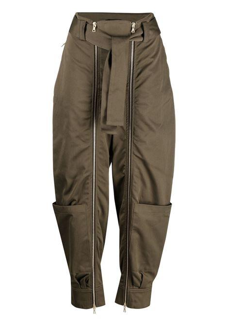 Pantaloni affusolati Donna AMEN | Pantaloni | AMS21300095