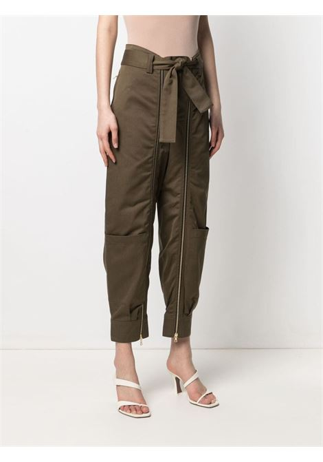 Pantaloni affusolati Donna AMEN | AMS21300095