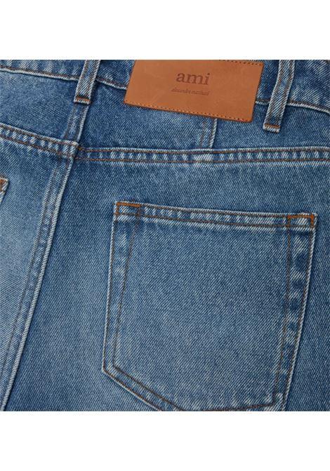 Straight-leg jeans AMI PARIS | E21FD010601480