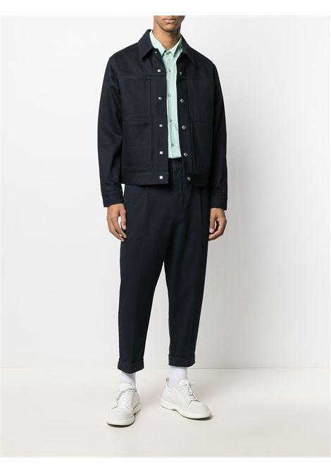 Pantaloni Chino Uomo AMI PARIS   E21HT617248410