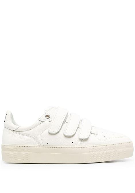 Ami Paris sneakers con chiusura a strappo uomo off white AMI PARIS | Sneakers | E21S417862150