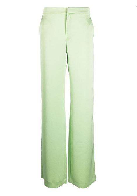 The Andamane pantaloni svasati donna mint THE ANDAMANE | Pantaloni | T090401ATNP140430
