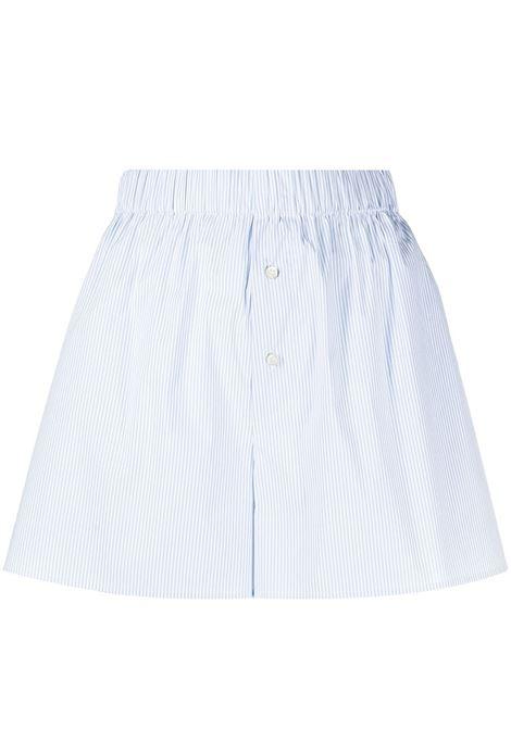 Elasticated striped shorts THE ANDAMANE | Shorts | T090411ATNC118808