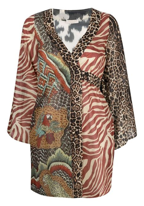 Anjuna blouse mix africa women ANJUNA | Blouses | CHARLOTTESDMXAFRC
