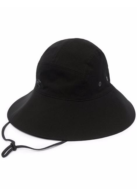 Arc'teryx cappello bucket uomo black ARC'TERYX | Cappelli | 23197BLK