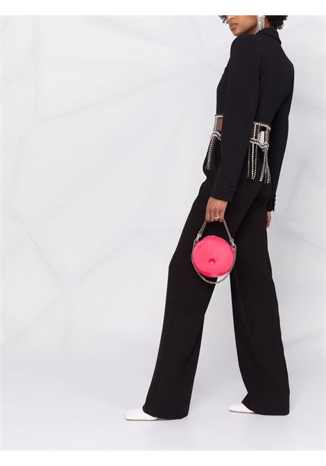Area cropped jacket women black AREA   SS21J02032BLK
