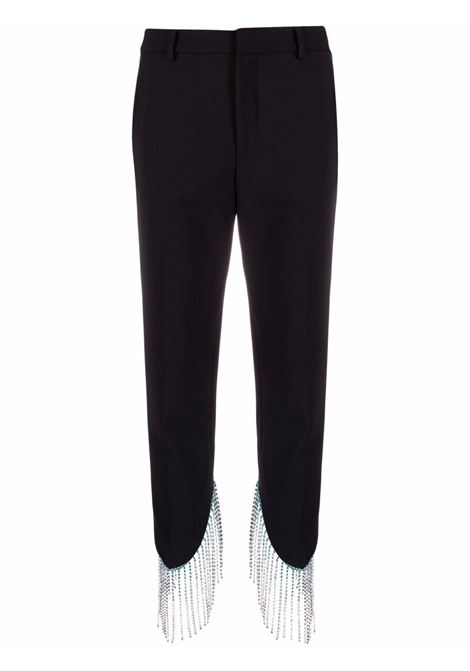 Area cropped trousers women black AREA | Trousers | SS21P08032BLK