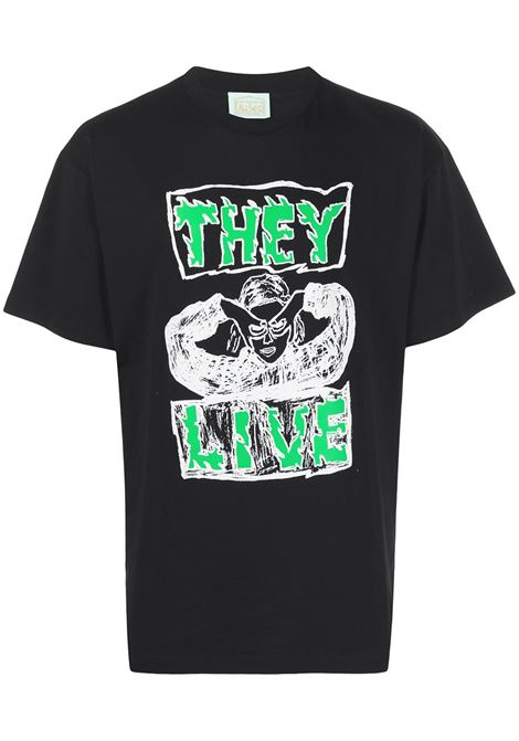 T-shirt They Live ARIES | T-shirt | SRAR60006BLK