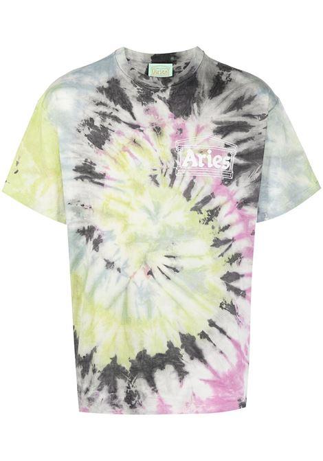Tie-dye t-shirt ARIES | T-shirt | SRAR60300MLT