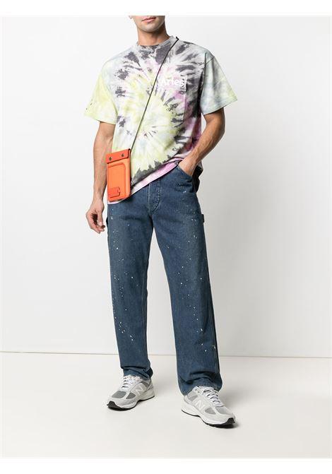 T-shirt tie dye Unisex ARIES | SRAR60300MLT