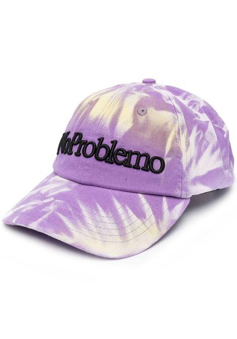 Aries baseball cap men lilac ARIES | Hats | SRAR90001LLC