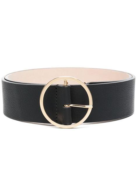B-low the belt cintura con fibbia donna black gold B-LOW THE BELT | Cinture | BH554000LEBLK