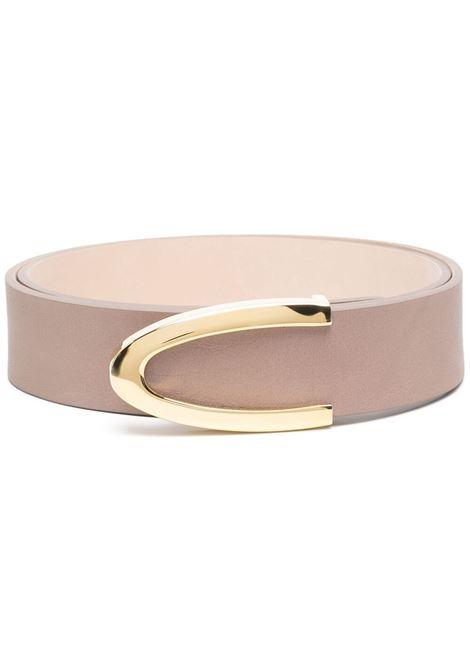 B-low the belt cintura rein bone gold B-LOW THE BELT | Cinture | BH815000LETP