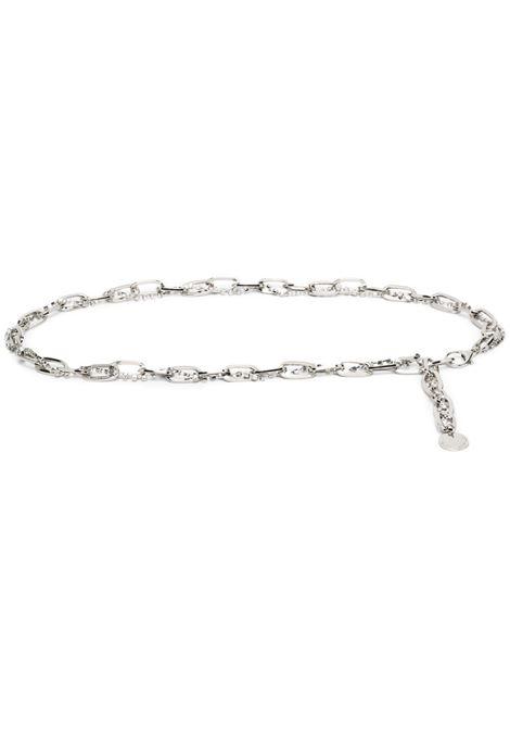 B-low the belt charm-detail belt women silver B-LOW THE BELT | Belts | BH833030CHSLVR