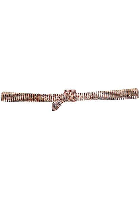 Crystal-link belt  B-LOW THE BELT | Belts | BW830567CH