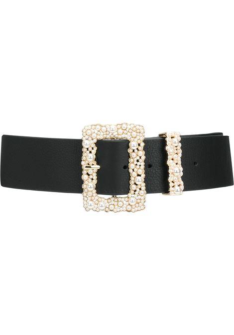 B-Low The Belt cintura devon donna black gold B-LOW THE BELT | Cinture | BW851000LEBLK