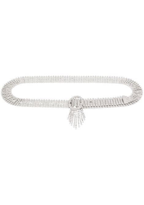 B-Low The Belt cintura con fibbia donna silver B-LOW THE BELT | Cinture | BW854030CHSLVR