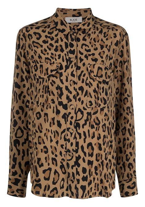 Blazé Milano camicia simba donna leopard BLAZÉ MILANO | Camicie | BSH01SIMA8