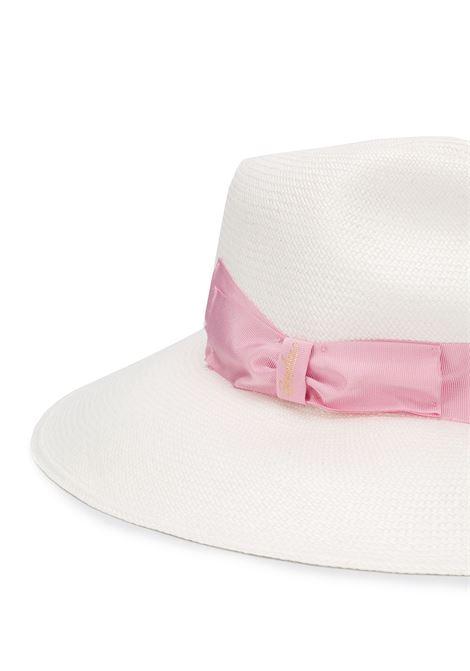 Borsalino claudette panama hat women rosa BORSALINO | 2321710020