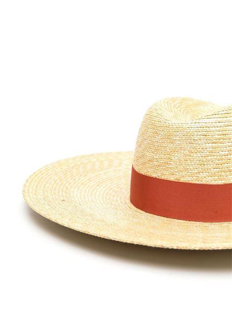 Borsalino sun hat women arancio BORSALINO | 2321797146