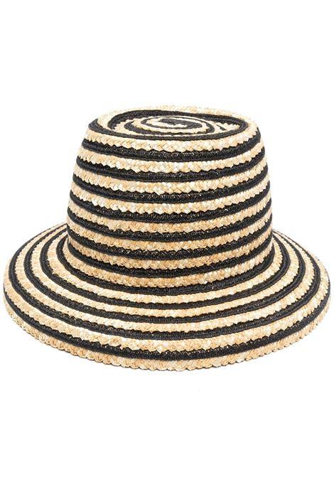 Cappello bucket a righe Donna BORSALINO | Cappelli | 2322238072