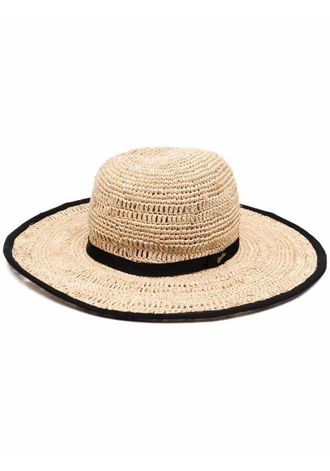 Pamela hat women nero BORSALINO | Hats | 2322447141